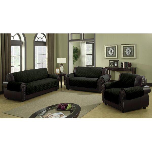 Furniture Protector Box Cushion Sofa Slipcover By Charlton Home Charlton Home
