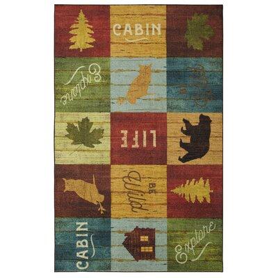 Mountain Cabin Rugs Wayfair