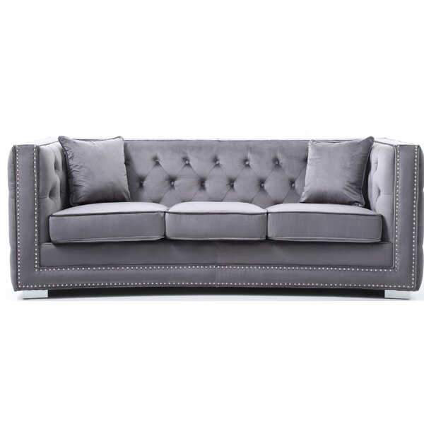 Valuable Today Smollin Chesterfield Sofa Sweet Spring Deals on
