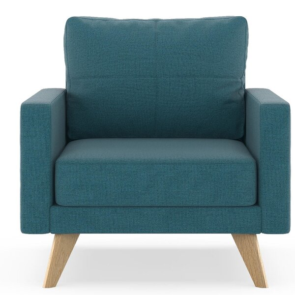 Cowell Armchair by Corrigan Studio