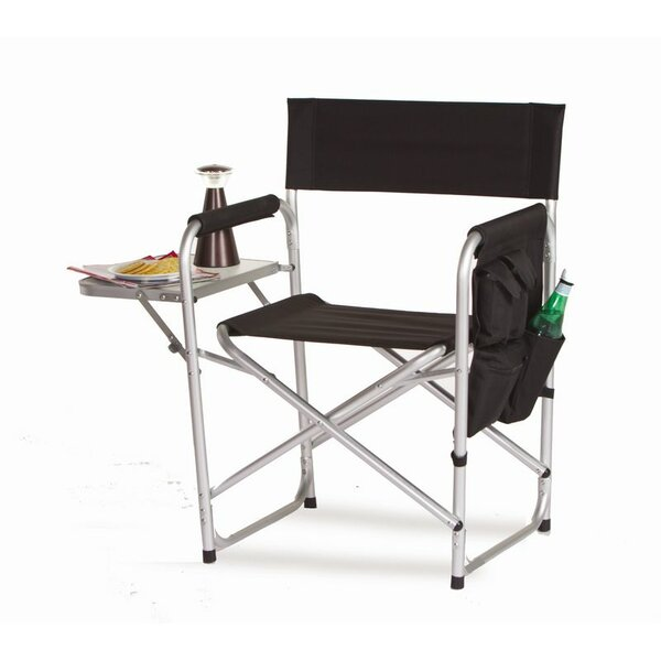 Cardinale Director's Folding Director Chair by Freeport Park Freeport Park