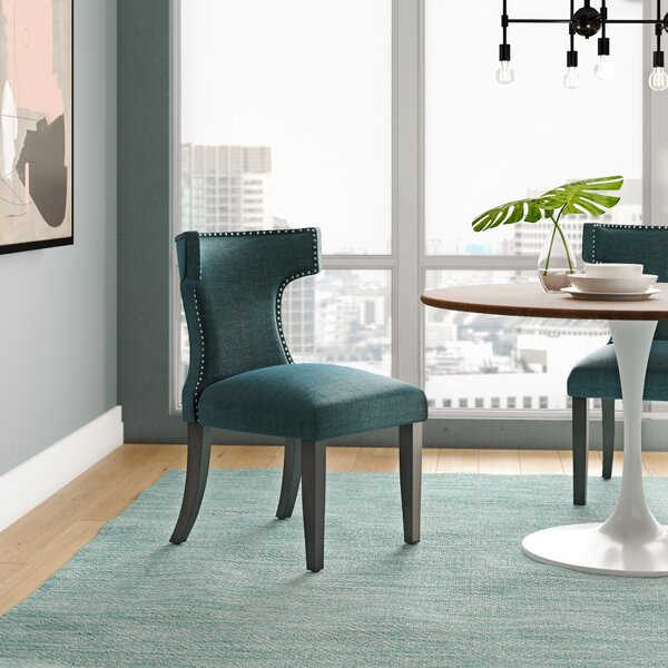 Fant Curve Upholstered Dining Chair By Wrought Studio Wrought Studio