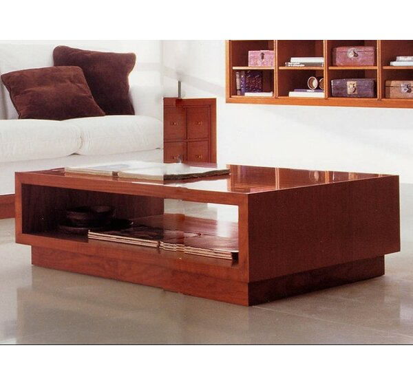 Coffee Table With Extra Light Multilayer By Annibale Colombo