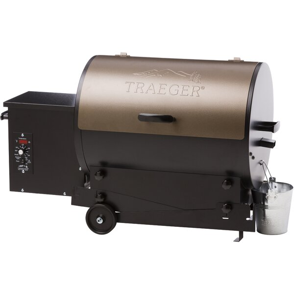 Tailgater 20 Wood Pellet Grill by Traeger Wood-Fired Grills