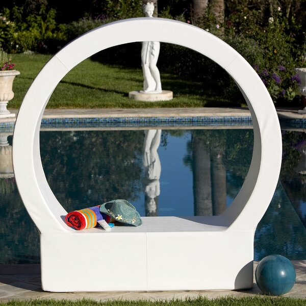 Pod Circle Seating Patio Chair by La-Fete