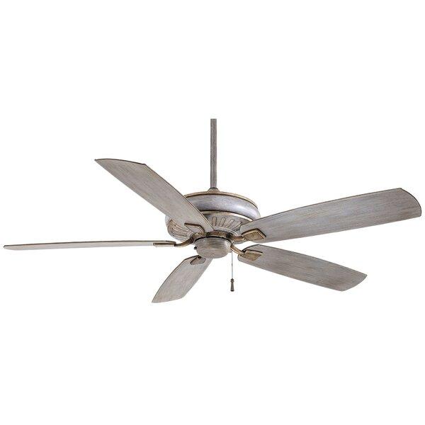 60 Sunseeker 5-Blade Ceiling Fan by Minka Aire