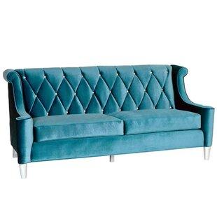 Royal Blue Velvet Couch | Wayfair