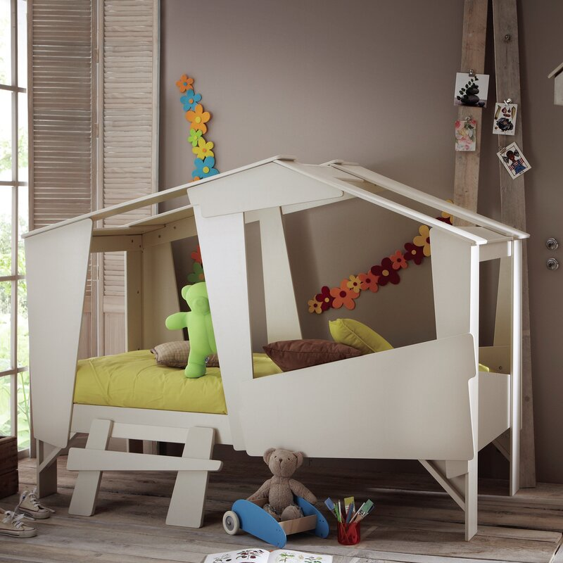 Treehouse Single Bed Frame