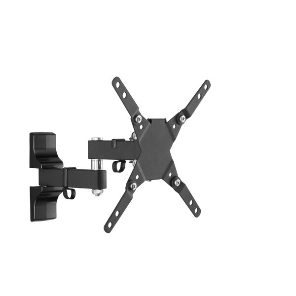 Small Articulating Wall Mount for 17-32 Flat Panel Screens by Ready Set Mount
