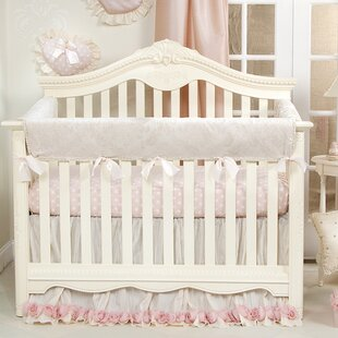 Chason Convertible Crib Rail Guard Cover ByHarriet Bee