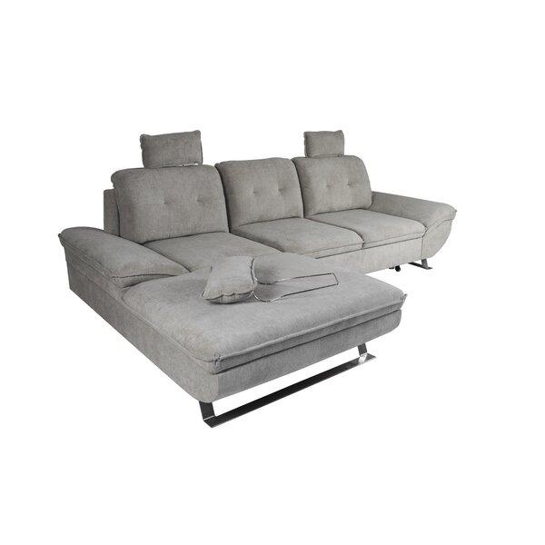 Jacobsen Reversible Sleeper Sectional by Orren Ellis