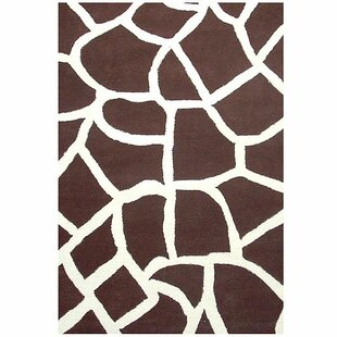 Searching for Contempo Brown/White Area Rug By Acura Rugs