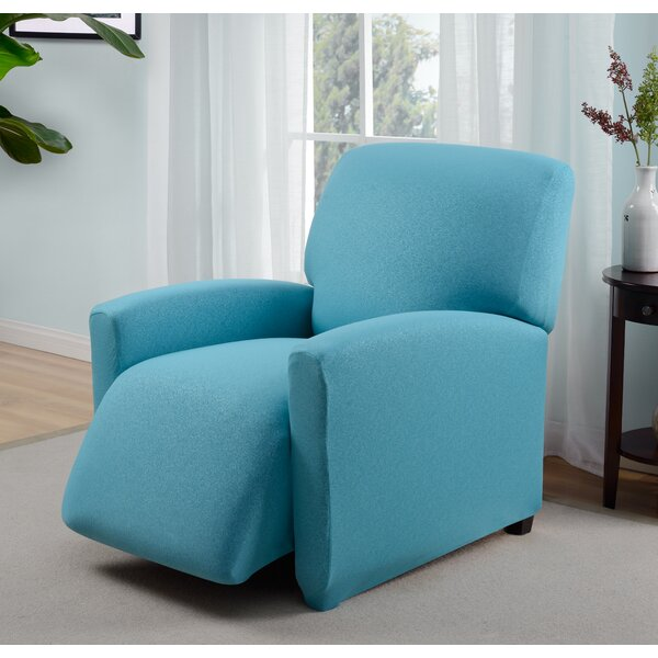 Box Cushion Recliner Slipcover by Latitude Run