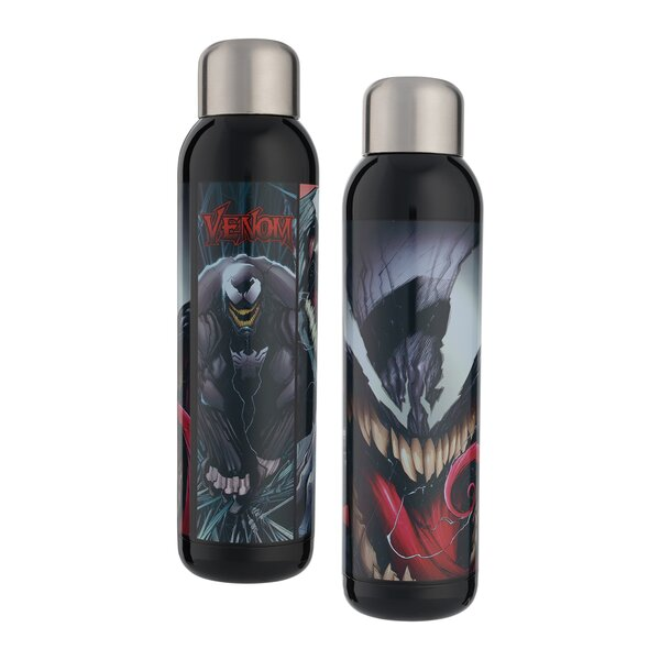 Marvel Venom 22 oz. Stainless Steel Water Bottle by Vandor LLC