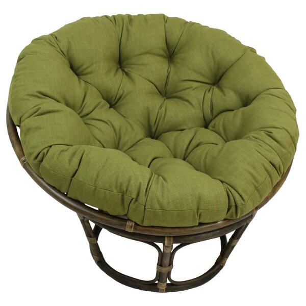 Indoor/Outdoor Papasan Cushion by Ebern Designs