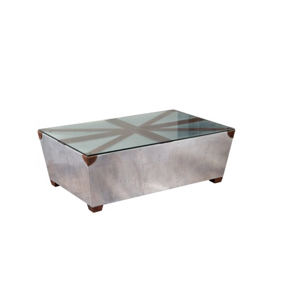 Chatmon Coffee Table by 17 Stories