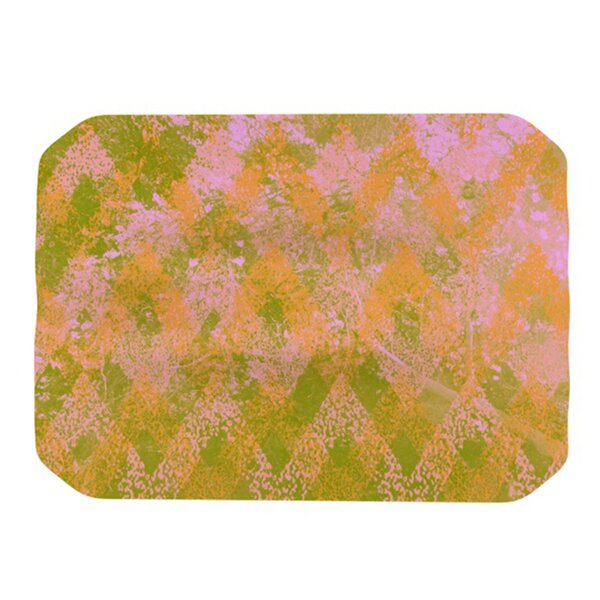 Fuzzy Feeling Placemat by KESS InHouse