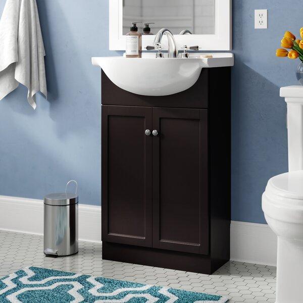 North York 22 Single Euro Bathroom Vanity Set by Andover Mills