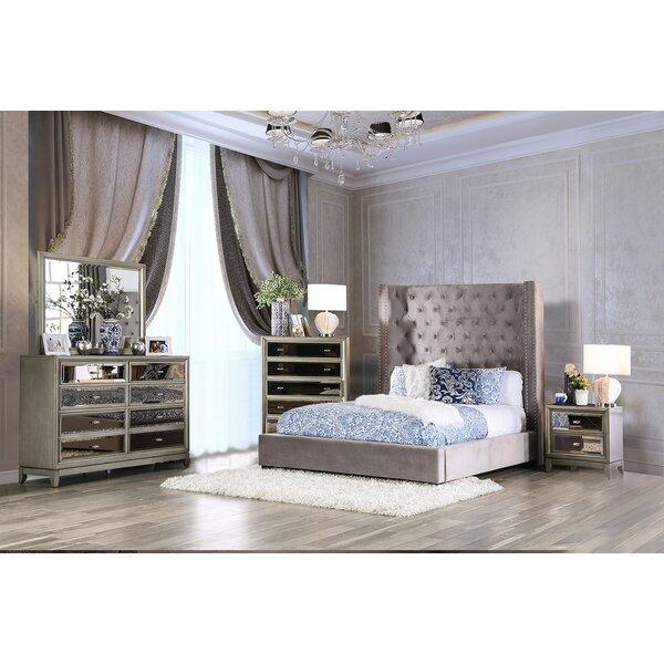 Hoskinson Queen 4 Piece Bedroom Set By House Of Hampton