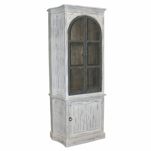 Delshire Vitrine China Cabinet by White x White
