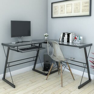 Read Reviews Madison 3 Piece Corner L-Shaped Computer Desk By Ryan Rove