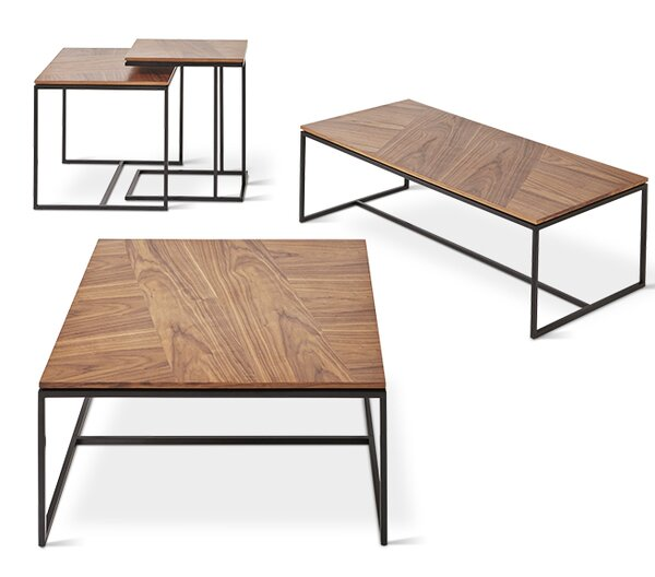 Tobias 4 Piece Coffee Table Set by Gus* Modern