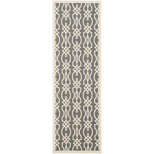 Sorento Cement Area Rug by Charlton Home