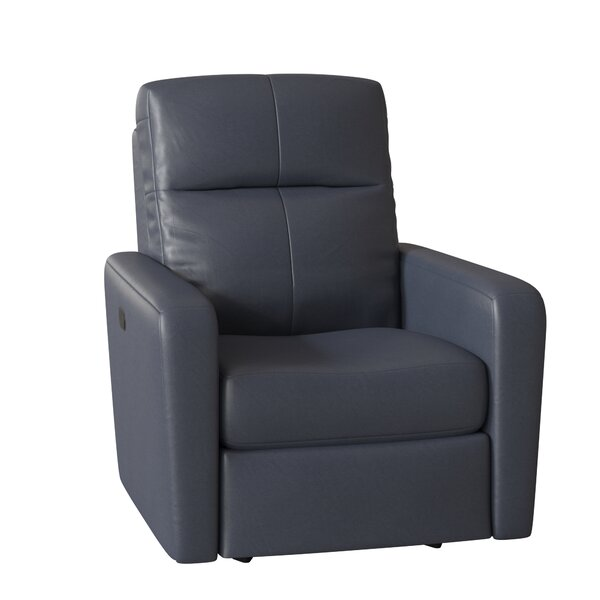 Review Luxor Power Wallhugger Recliner