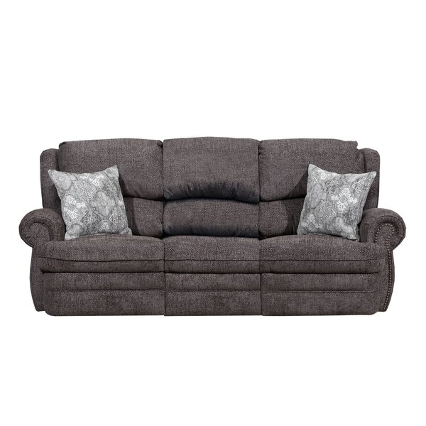 Fresh Collection Belvidera Reclining Sofa by Red Barrel Studio by Red Barrel Studio