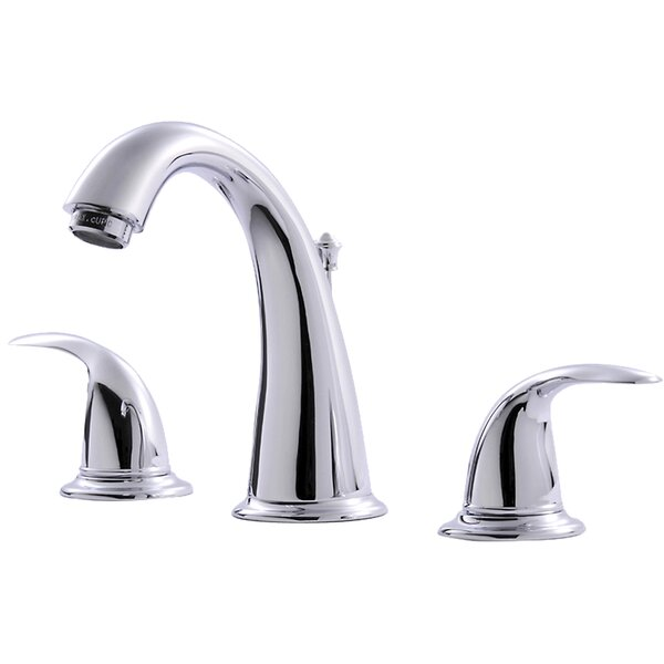 Two Handle Bathroom Widespread Faucet by Ultra Faucets