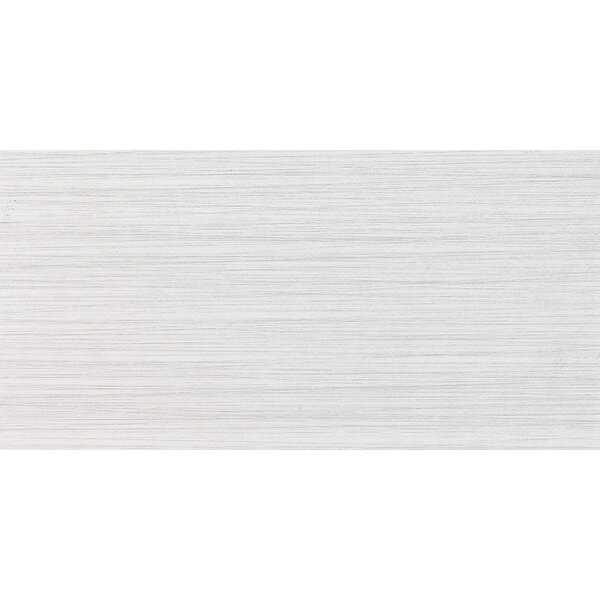 Bamboo 12 x 24 Porcelain Field Tile in Blanc Linen by Travis Tile Sales