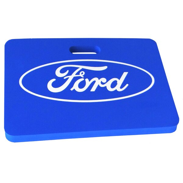 Ford Kneeling Kitchen Mat by Go Boxes LLC