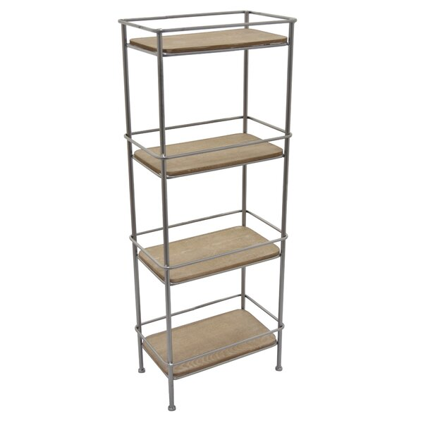 Caseville Rectangular Multi-tiered Plant Stand By Union Rustic