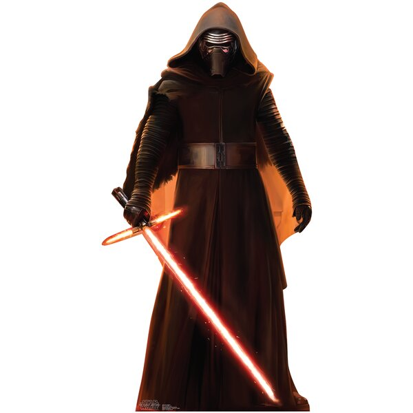 Star Wars VII: The Force Awakens Kylo Ren Cardboard Standup by Advanced Graphics
