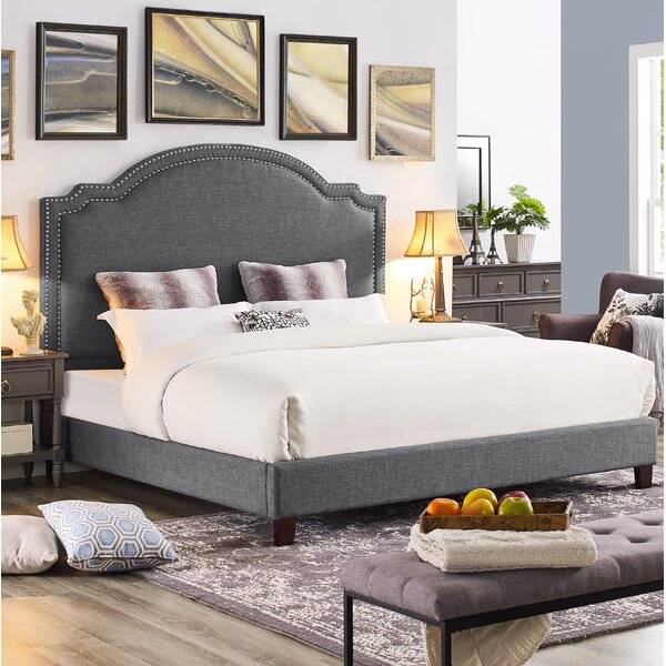 Syed Upholstered Platform Bed by Alcott Hill