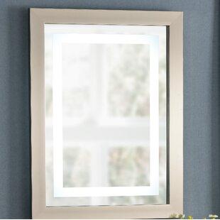 Check Prices Mahon Bathroom/Vanity Mirror ByLatitude Run