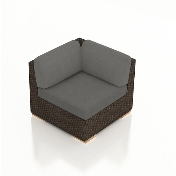 Arden Patio Chair with Cushion by Harmonia Living