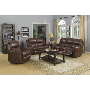 Rusnak Reclining Configurable Living Room Set Charlton Home