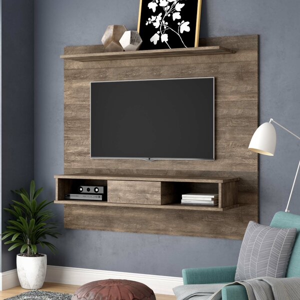 Norloti Floating Entertainment Center For TVs Up To 70