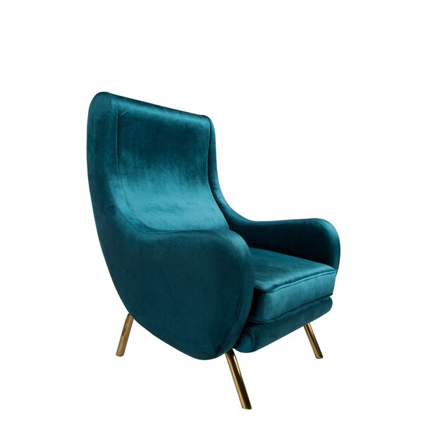 McSweeney Lounge Chair by Everly Quinn