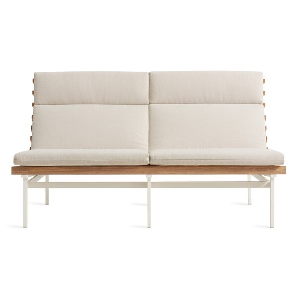 Perch Outdoor 2 Seat Sofa by Blu Dot