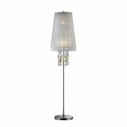 Moon Jewel 62.5 Floor Lamp by Sintechno