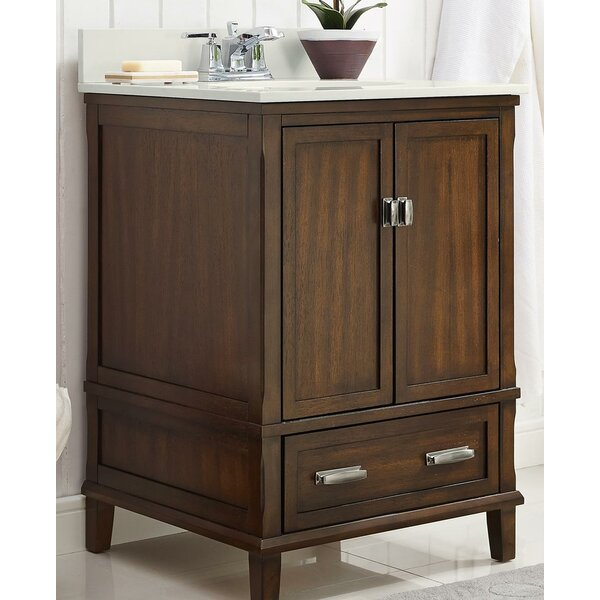 Ka 24 Single Bathroom Vanity Set by Red Barrel Stu