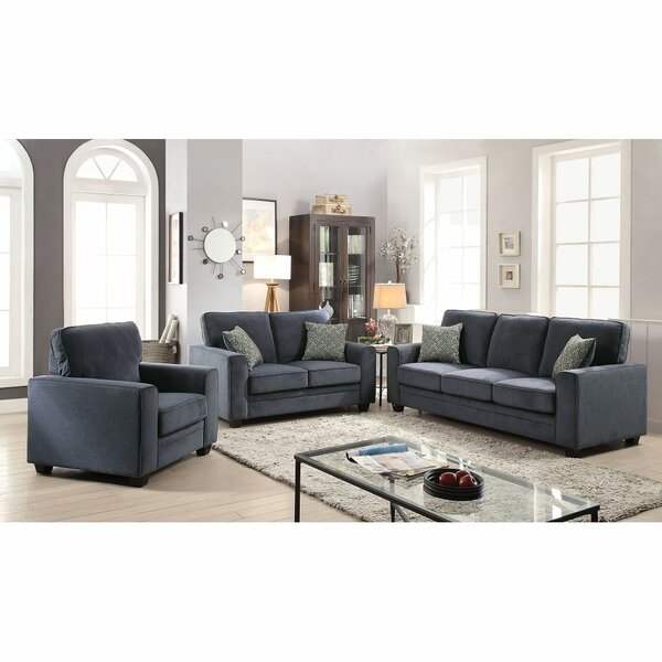 Cabell Sleeper Configurable Living Room Set by Wrought Studio