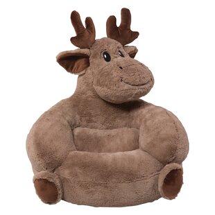 Deals Vines Moose Kids Novelty Chair ByHarriet Bee