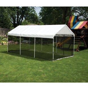 Max AP 10 Ft W X 20 D Steel Party Tent