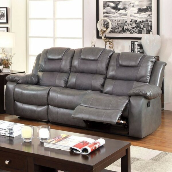Priced Reduce Gannon Reclining Sofa by Red Barrel Studio by Red Barrel Studio