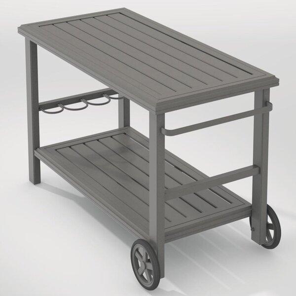 Banchetto Bar Serving Cart by Tropitone Tropitone