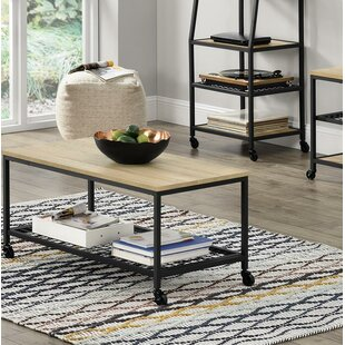 Looking for Parrott Coffee Table by Williston Forge