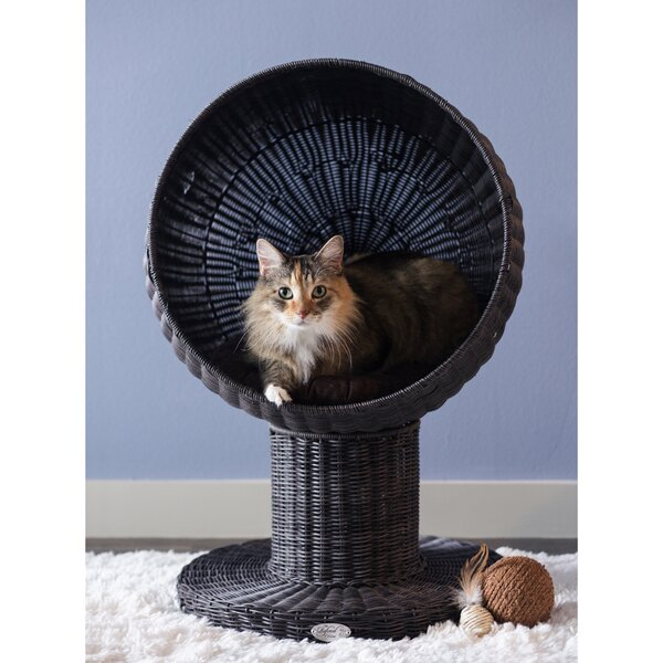 Goggins Kitty Ball Hooded Cat Bed by Tucker Murphy Pet